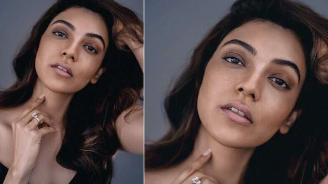 Beautiful and how! Kajal Aggarwal gives out an incredible message by sharing no makeup photographs parading her spots .