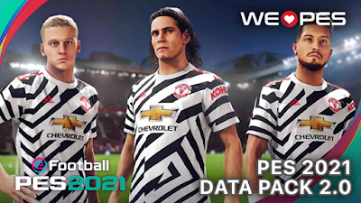 PES 2021 Official Patch 1.02.00 + Data Pack 2.00