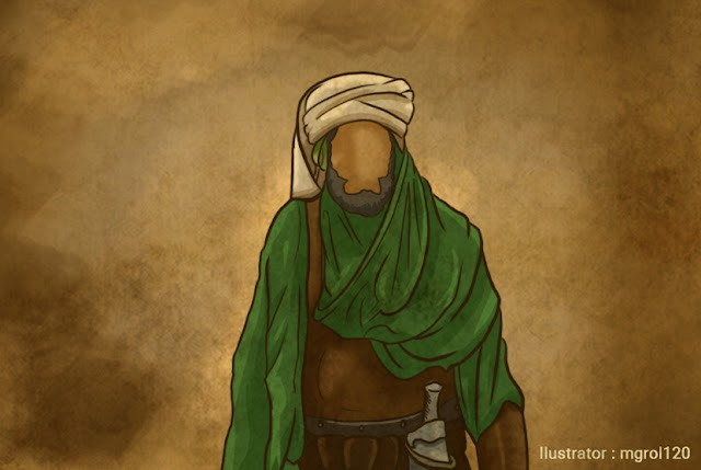 Abu Dujanah, Sahabat yang Wara'