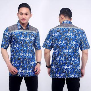 Kemeja Batik Pria No 16