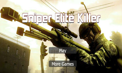 Sniper: Elite Killer v1.6 Apk+Mod (Unlimited Ammo/Cash/No Reload)