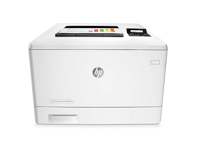 This printer wakes upward as well as prints faster than the contest HP LaserJet Pro M452nw Driver Downloads