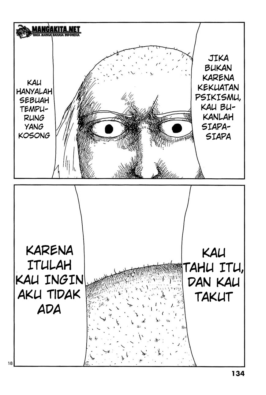 Mob Psycho 100 Chapter 16-17