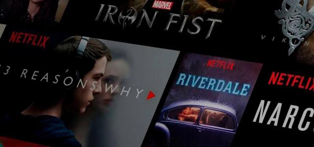 Netflix se mantem líder nos serviços de streaming mais assistidos