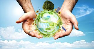Gambar Hemat Energi bumi