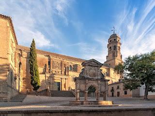 Baeza - Plaza de Santa María y Catedral
