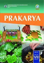 Buku Siswa Prakarya Kelas 7 Semester 2