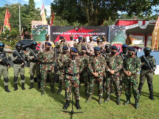 Jamin Keamanan Masyarakat, Polri Tingkatkan Kemampuan Lapangan
