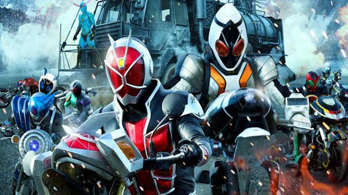 Kamen Rider × Kamen Rider Wizard & Fourze: Movie War Ultimatum Subtitle Indonesia