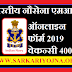 Indian Navy MR Online Form 2019 Vacancy 400 Apply Form Date 26 July 2019