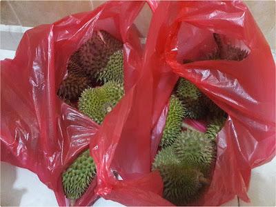 cara buat kuah durian serawa durian jem durian Lempok Durian