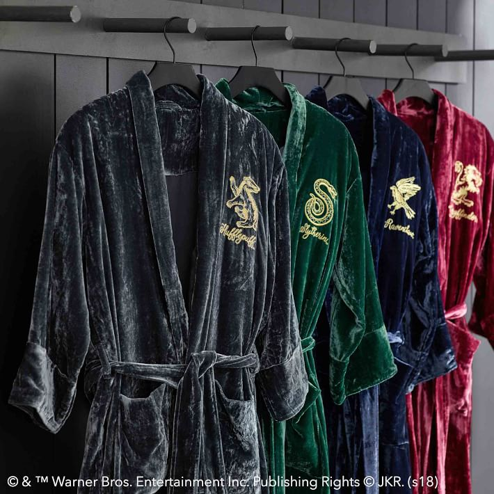 Pottery Barn Harry Potter Robes