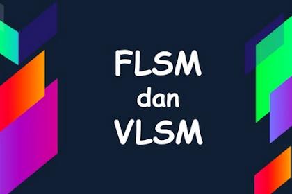 Cara Menghitung Variable Length Subnet Mask (VLSM) Beserta Contoh