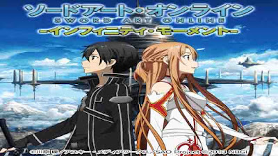 Download Game Sword Art Online : Infinity Moment ISO PPSSPP (PC)