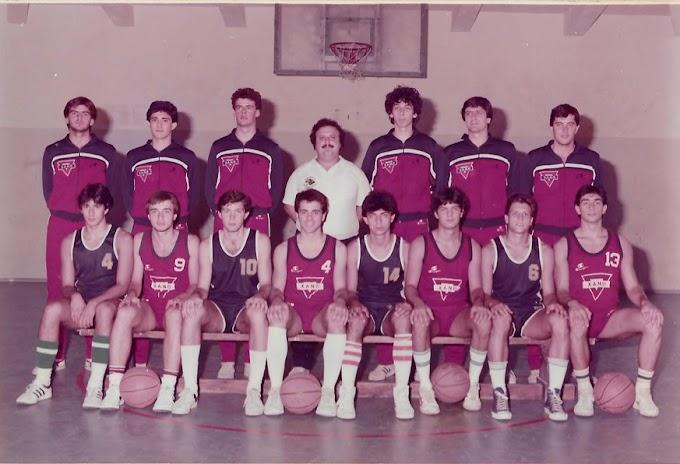 Ρετρό: Η ανδρική ομάδα της ΧΑΝΘ το 1984 και το 1999