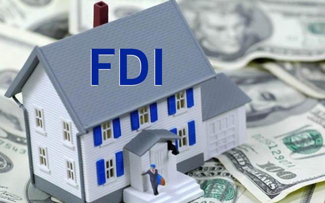 8 tháng đầu năm 2021, gần 1,6 tỉ USD vốn FDI đổ vào bất động sản