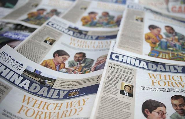 Mỹ yêu cầu phóng viên và các báo nhà nước Trung Quốc công khai danh tính