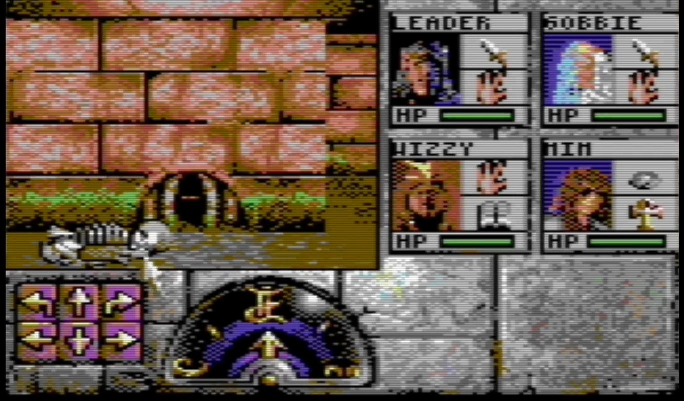 Indie Retro News: Eye of the Beholder - A Dungeon Crawling classic