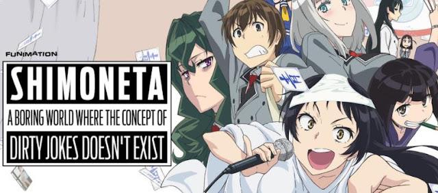 Shimoneta - Daftar Anime Buatan Studio J.C.Staff Terbaik
