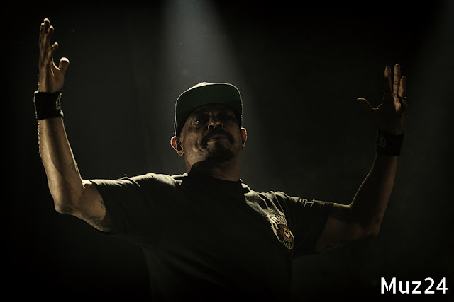 Cypress Hill в клубе Adrenaline Stadium