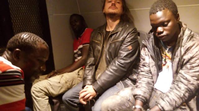 La dictadura avanza: detuvieron a Juan Grabois y a trabajadores senegaleses y dirigentes sociales luego de una violenta represión de la policía de Larreta