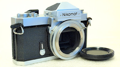 Nikomat FTN (Chrome) Body #502