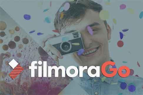 FilmoraGo hadir dengan banyak fitur menarik. Aplikasi ini juga banyak digunakan youtuber untuk mengedit video mereka secara instan.