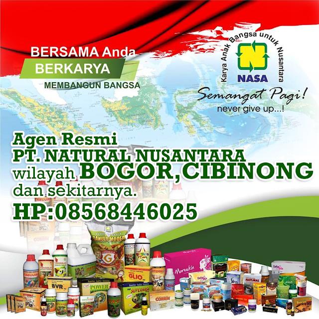 Alamat Agen/Distributor NASA di Bogor, Cibinong dan Sekitarnya