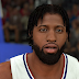 NBA 2K22 Paul George Cyberface, Hair update and Body Model (Current Look) by Ghost horse