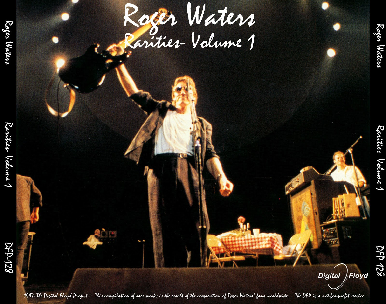 World Of Bootlegs Bootleg Roger Waters – Desenhos Para Colorir