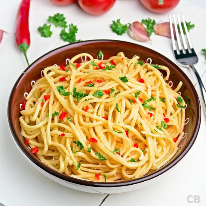 Recept: zo maak je zelf spaghetti aglio, olio e peperoncino!