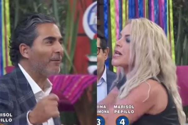 """Conductora de HOY explota contra Negro Araiza y presenta """"renuncia"""" en pleno programa:"""