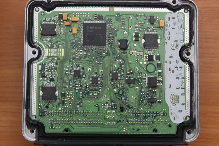 Read And Write Bosch Ecu Med17 5 With Fgtech Galletto