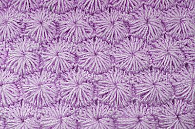 5 - Majovel Crochet y ganchillo Imagen puntada para mantas y cobijas