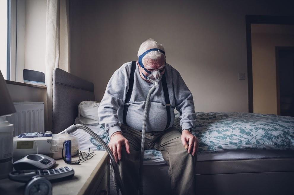 Korzystam z CPAP ale nadal jestem zmęczony. Co poszło nie tak?