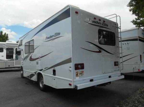 Used Rvs For Rent 2011 Thor Freedom Elite 24ft For Sale