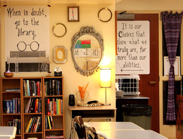 Harry Potter Classroom
