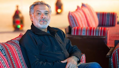 وفاة الكاتب حاتم علي إثر أزمة قلبية حادة عن عمر 58 عاماً