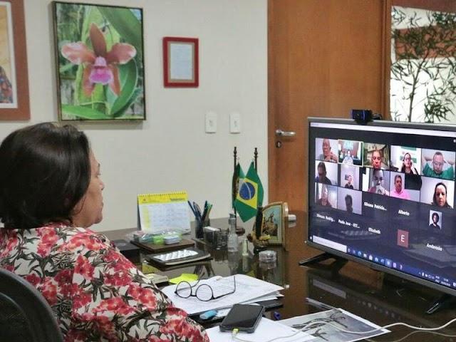 GOVERNO E FEDERAÇÃO DISCUTEM MEDIDAS PARA AGRICULTURA FAMILIAR DO RN