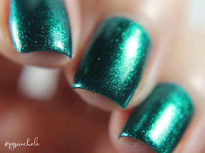 Vapid Lacquer Conifer
