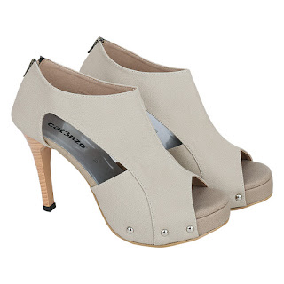 Sepatu High Heels Wanita Catenzo KM 035