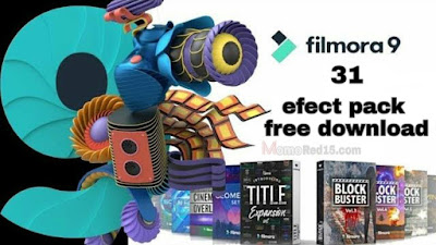 Themes efect pack filmora v9+ free download