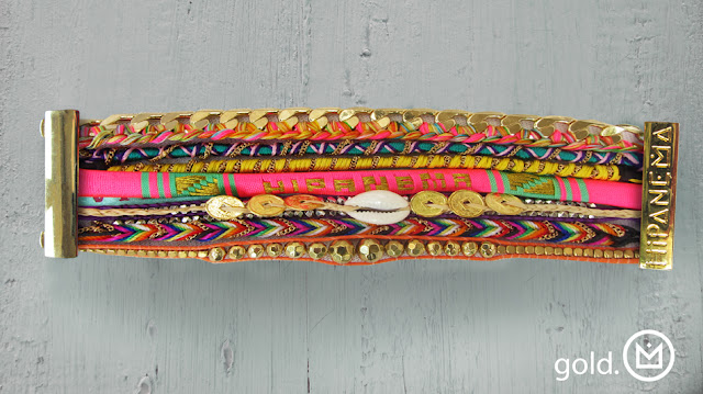Las originales pulseras HIPANEMA, bracelets. jewelry, handmade, fashion