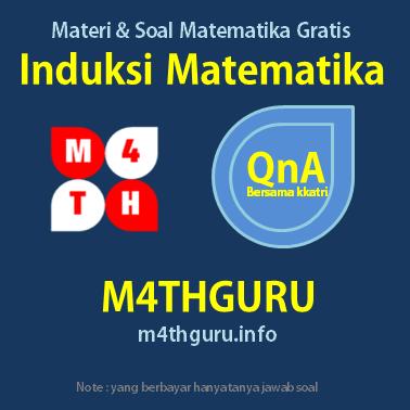 Dengan induksi matematika 5n-3n habis dibagi (QnA Induksi Matematika)