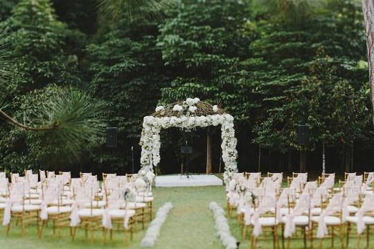 malaysia Outdoor wedding Venues