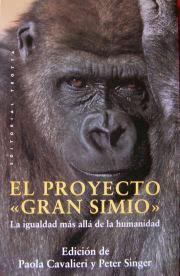 """""""El proyecto """"gran simio"""""""" - Peter Singer"""