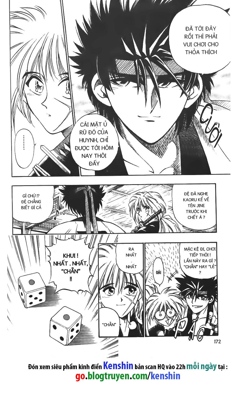 Rurouni Kenshin chap 15 trang 6