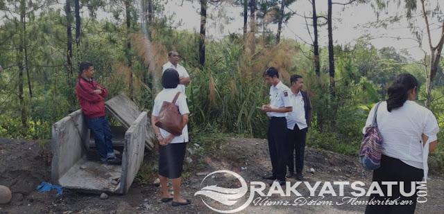Soal Limbah Aspal, Kadis Lingkungan Hidup: Sudah 1 Tahun, PT. Sabar Jaya Tidak Laporkan IPAL