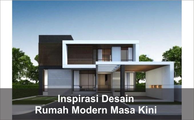 Rumah Modern Masa Kini