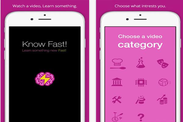 تطبيق رائع سيحفِز دماغك و سيساعدك على تعلم أشياء جديدة بسرعة [IOS]